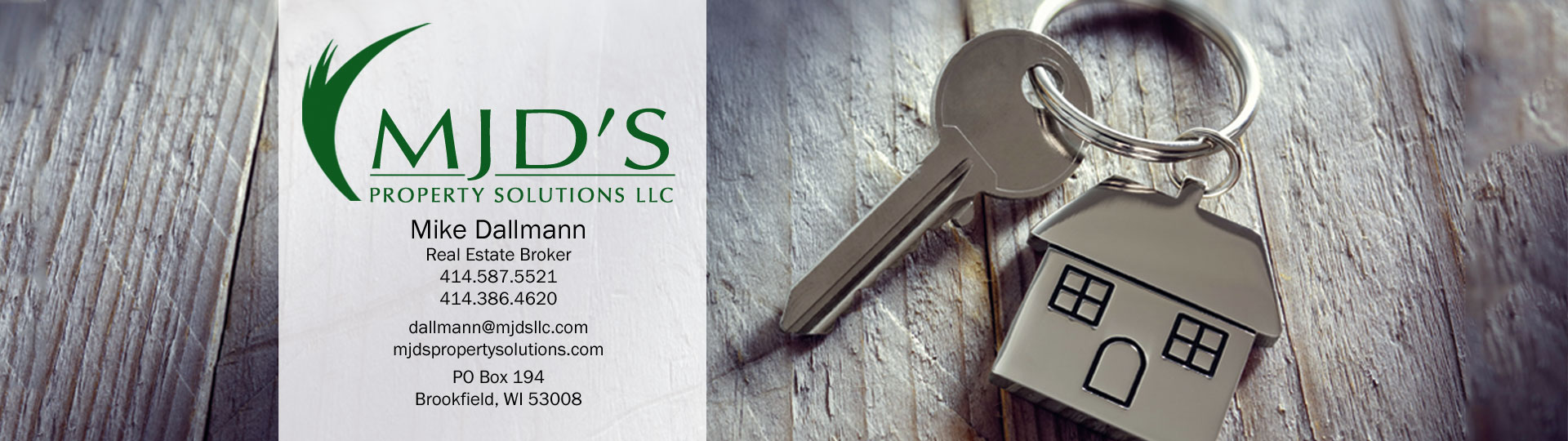 MJDs Property Solutions | Southeast Wisconsin Realtor